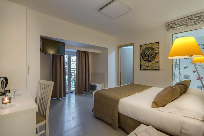 Camera Matrimoniale Standard Trevi Palace Hotel